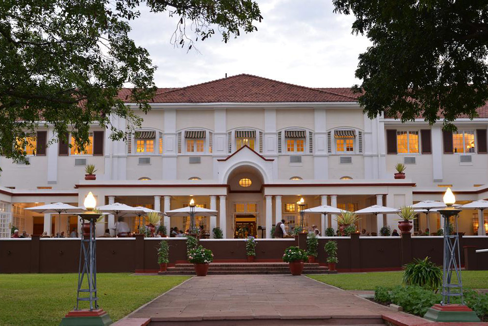 Cardinal Package: Victoria Falls Hotel
