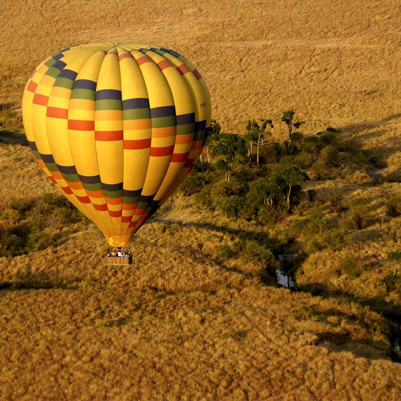 Tarangire Balloon Camp