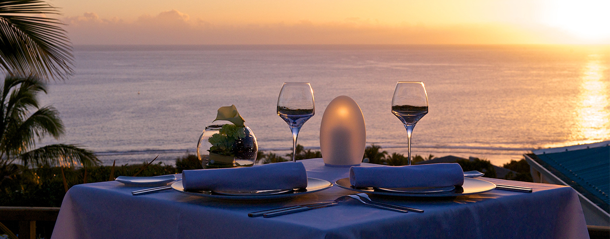 Hotel Blue Margouill at Seaview-Dining