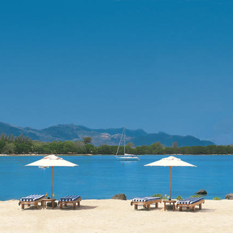 The Oberoi Beach Resort Beach
